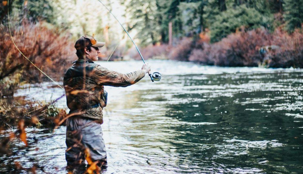 fly fishing steelhead