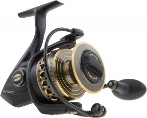 Overall Bass Fishing Reel Winner.  Feature-rich design at a reasonable price. Time tested reel for many situations.