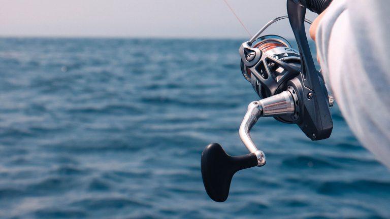 saltwater spinning
