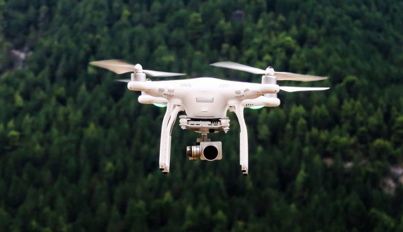 best drones for hunting