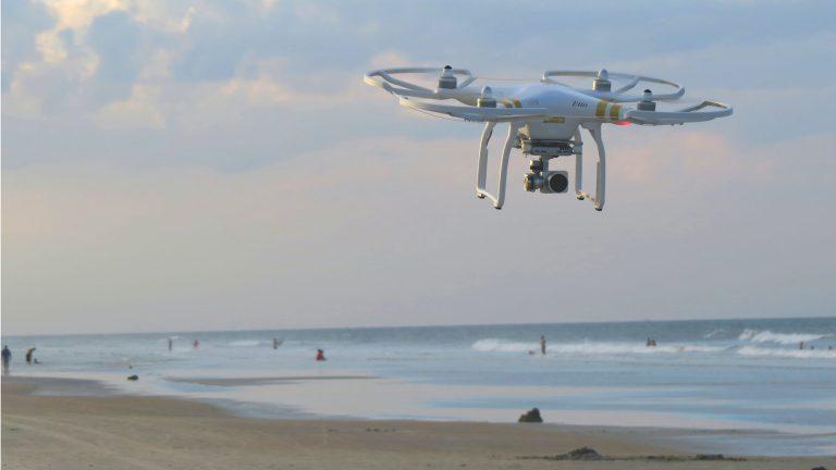 fishing drone