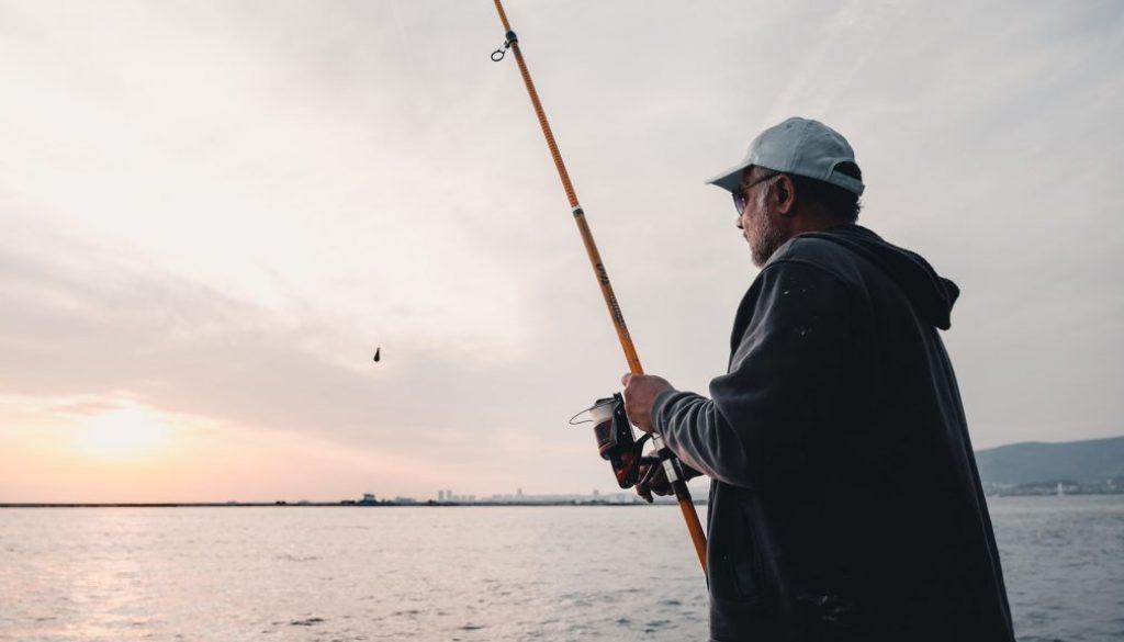 redfish rig