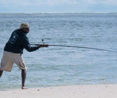 fishing exercise