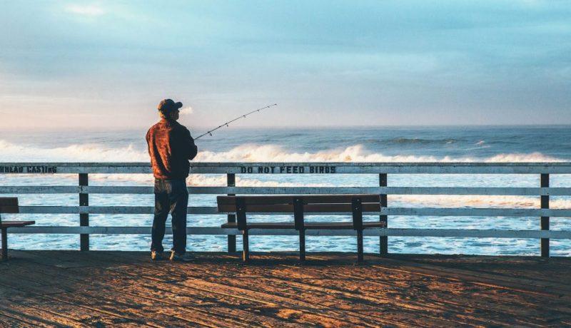 pier fishing lures