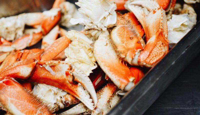 newport oregon crabbing