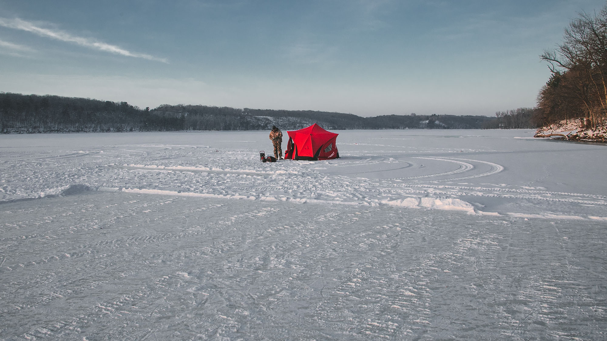 Is Ice Fishing Dangerous