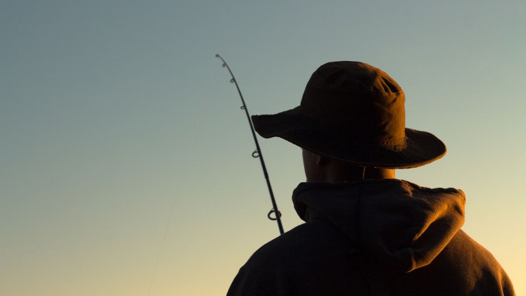 how to tie a mooching rig for salmon