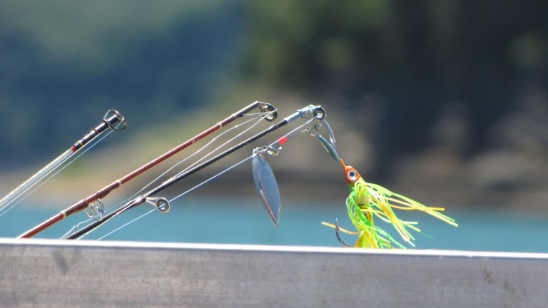 best lures for pike in spring