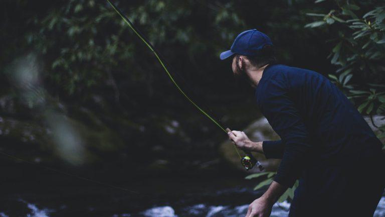 fly fishing for catfish