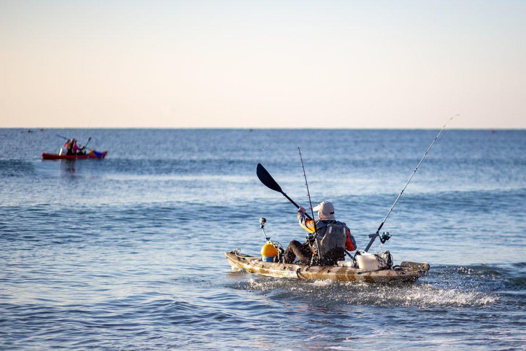 kayak fishing competition