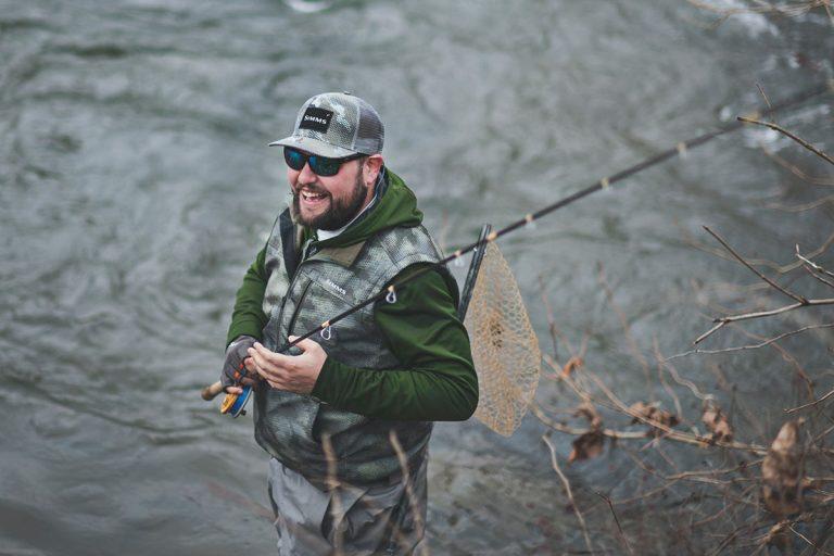 Tualatin River fishing