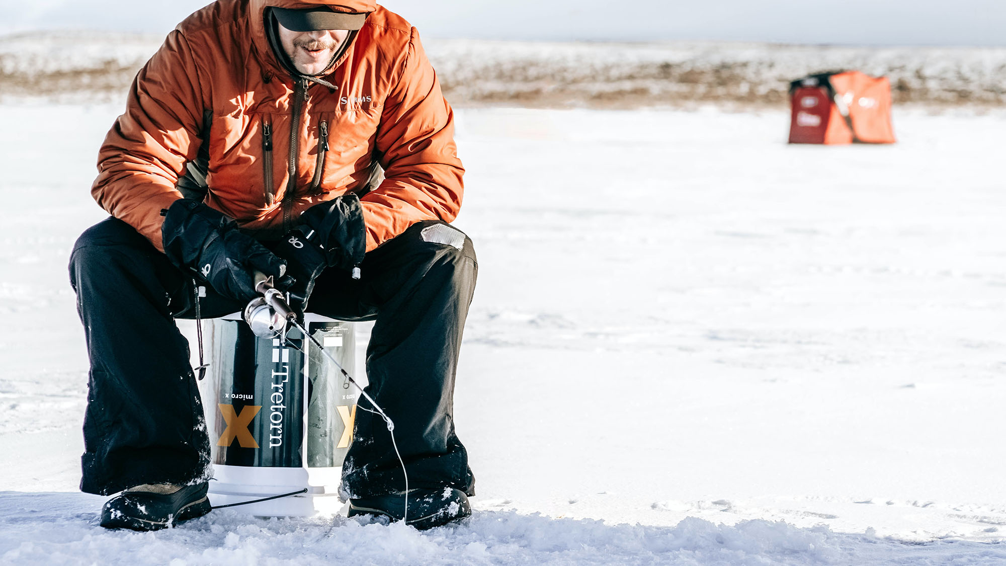 best ice fishing lures for bass