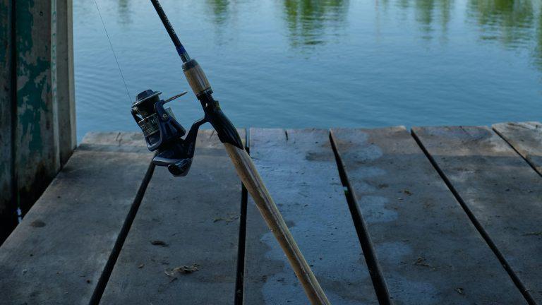 best walleye jigging rod