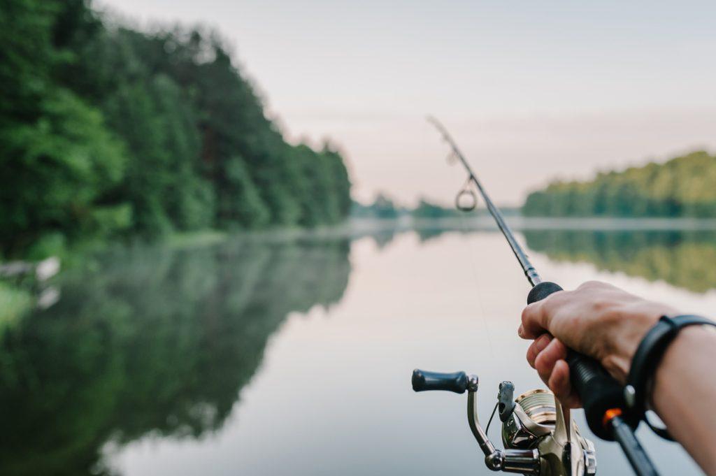 boat fishing